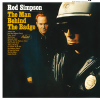 The Man Behind The Badge — Red Simpson