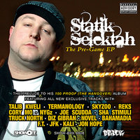 The Pre-Game - EP — Statik Selektah
