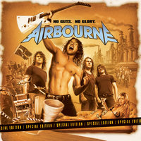 No Guts. No Glory — Airbourne
