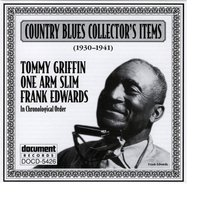 Country Blues Collector's Items (1930-1941) — сборник