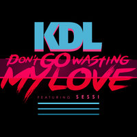 Don't Go Wasting My Love — Kdl
