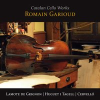 Catalan Cello Works — Romain Garioud