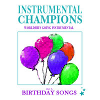 Vol. 5 Birthday Songs — Instrumental Champions