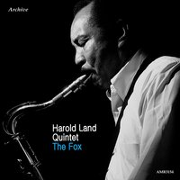 The Fox — Harold Land Quintet