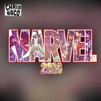 Marvel 2016 — Baco, Chris Baco, Roxcent