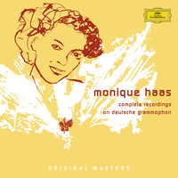 Complete Recordings on Deutsche Grammophon — Monique Haas