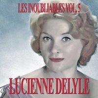 Lucienne Delyle - Nuages - Refrain Sauvage