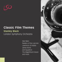 Classic Film Themes — London Symphony Orchestra, John Towner Williams, Maurice Jarre, Elmer Bernstein, Stanley Black, Stanley Myers, Рихард Штраус, Ralph Vaughan Williams