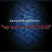 My Name Is S.W.a.D.E.! — S.W.A.D.E.(THE ONE AND ONLY)
