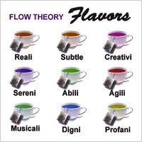 Flavors — Flow Theory