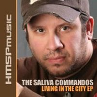 Living in the City EP — The Saliva Commandos