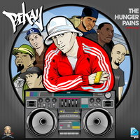 The Hunger Pains Remix EP — Bekay