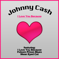 I Love You Because — Johnny Cash