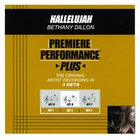Hallelujah (Premiere Performance Plus Track) — Bethany Dillon