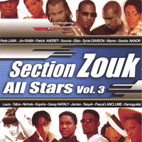 Section Zouk All Stars Vol 3 — Section Zouk All Stars Vol 3