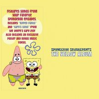Spongebob Squarepants - The Yellow Album — сборник