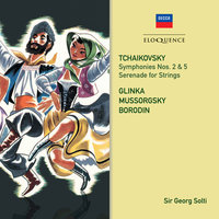 Tchaikovsky: Symphonies 2 & 5 / Russian Orchestral Works — Berliner Philharmoniker, Israel Philharmonic Orchestra, Georg Solti, Paris Conservatoire Orchestra