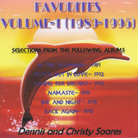 Favorites- Volume One — Dennis and Christy Soares