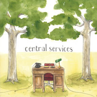 (self-titled LP) — Central Services