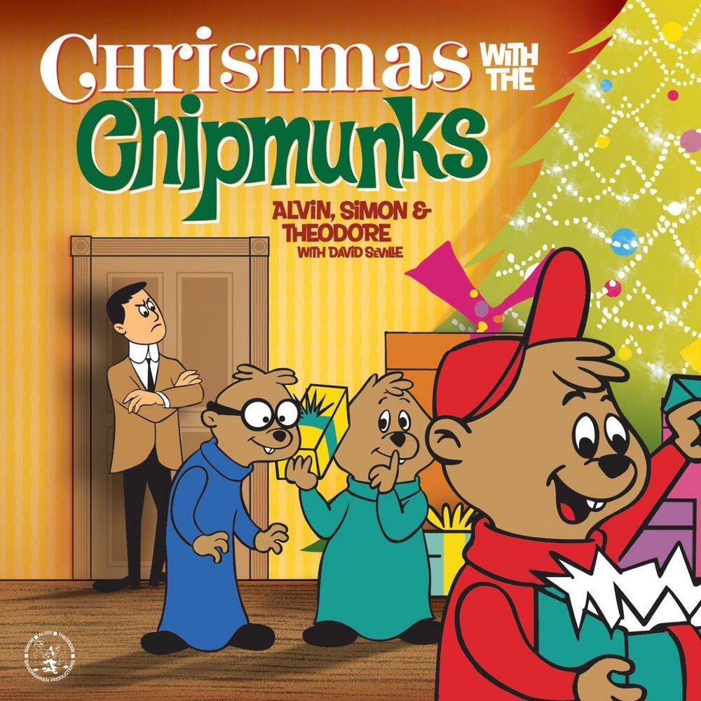 Alvin And The Chipmunks Christmas Song - #GolfClub