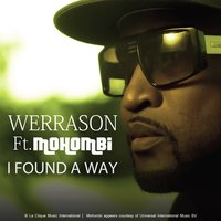 I Found a Way (feat. Mohombi) — Werrason