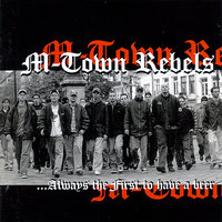 M-Town Rebels - Always The First To Have A Beer — сборник