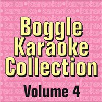 Boggle Karaoke Collection - Volume 4 — Boggle Karaoke