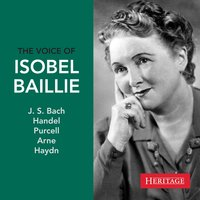 The Voice of Isobel Baillie — Isobel Baillie