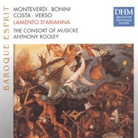 Monteverdi: Lamento D'Arianna — Клаудио Монтеверди, The Consort of Musicke