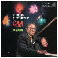 Plays Harold Arlen's Music from Jamaica — Phineas Newborn, Jr. and All Stars