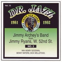 Dr. Jazz, Vol. 13 — Jimmy Archey