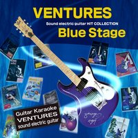VENTURES Sound Electric Guitar Hit Collection Blue Stage Guitar Karaoke — Hiroyoshi Kato