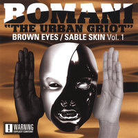 Brown Eyes - Sable Skin Vol 1 — Bomani 'The Urban Griot'