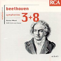 Beethoven: Symphonies 3 & 8 — Gunter Wand, NDR-Sinfonieorchester