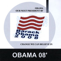 Obama: Our Next President 08 — Horace Riley