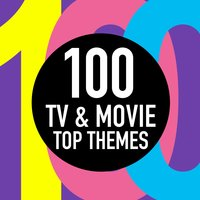 100 Tv & Movie Top Themes Selection — сборник