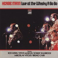 Live At The Whiskey — Herbie Mann