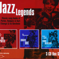 Jazz Legends - Songs Of Cole Porter/Rodgers & Hart/Gershwin — сборник