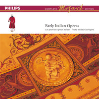 Mozart: Complete Edition Box 13: Early Italian Operas — сборник