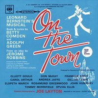 On The Town (London Cast Recording) — London Cast of On The Town