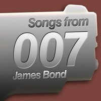 Songs From 007, James Bond — The Hollywood Band