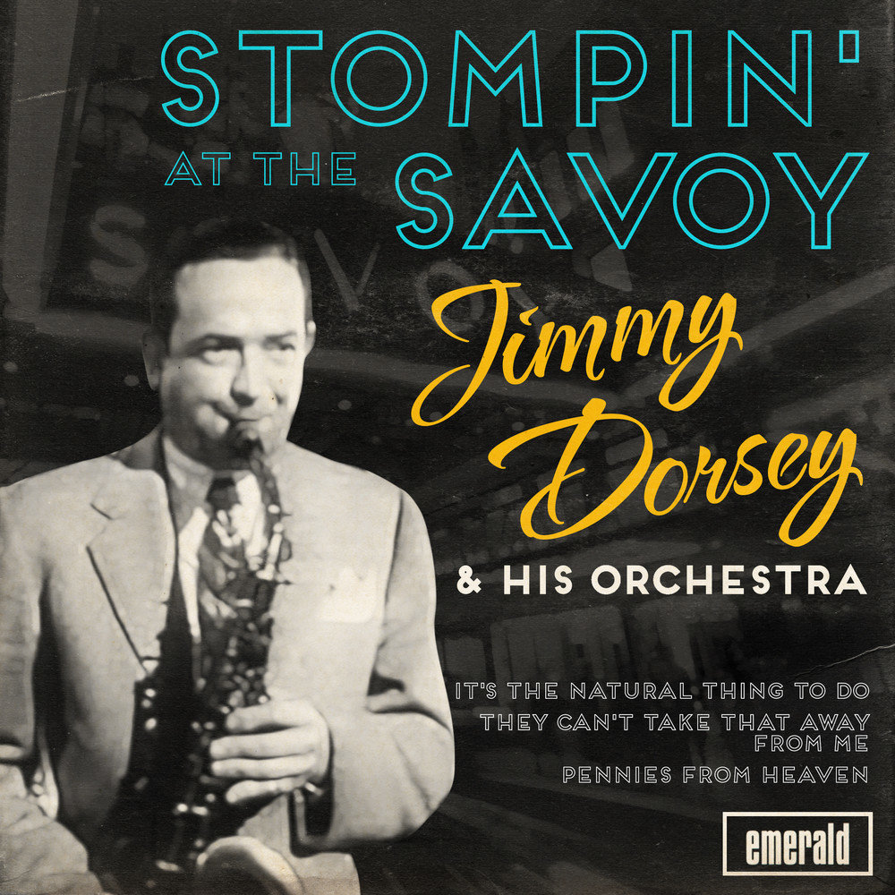 Jimmy Dorsey And His Orchestra - My Devotion / Sorghum Switch
