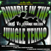 Rumble In The Jungle Tekno — сборник