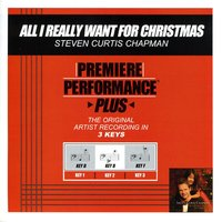 All I Really Want For Christmas (Premiere Performance Plus Track) — Steven Curtis Chapman