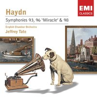 Haydn: Symphony No.96 in D 'Miracle' — English Chamber Orchestra/Jeffrey Tate, Йозеф Гайдн
