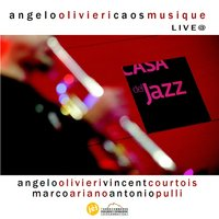 Caos Musique Live — Vincent Courtois, Marco Ariano, Angelo Olivieri, Antonio Pulli