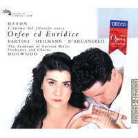 Haydn: Orfeo ed Euridice — Christopher Hogwood, Cecilia Bartoli, The Academy of Ancient Music, Uwe Heilmann
