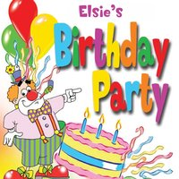Elsie's Birthday Party — The Fun Factory, The Tiny Boppers