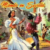 "Vintage Dance Orchestras Nº31 - EPs Collectors ""Mambo En Sevilla"" — Ramón Marquez And His Orchestra"