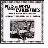 Blues And Gospel From The Eastern States (1935-1944) — Various Artists - Document Records
